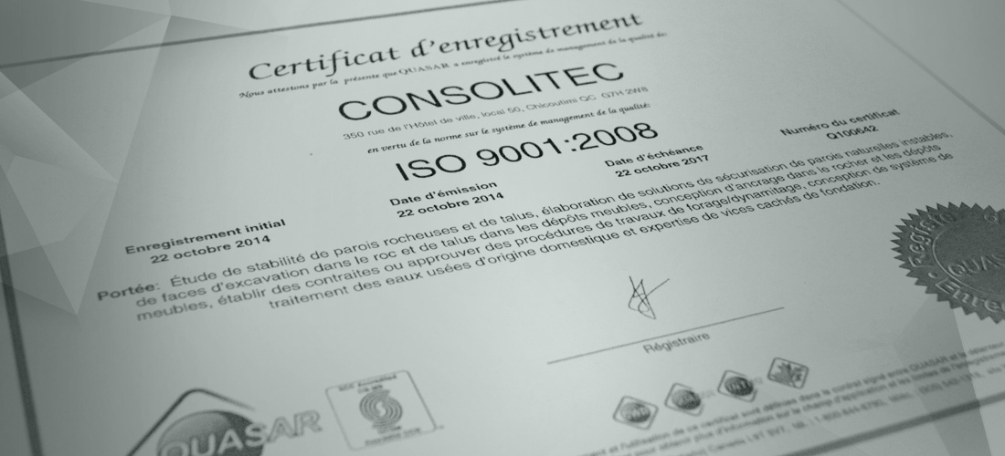 consolitec-certification ISO 9001:2008